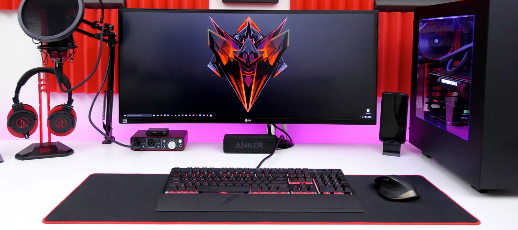 gaming desk buying guide