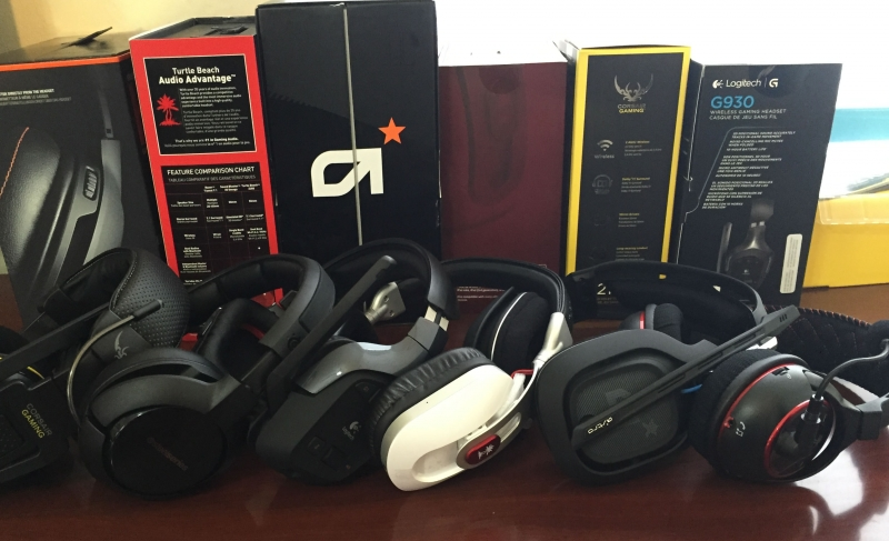 top rated gaming headsets