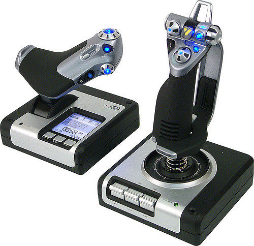 Top 10 Best Joysticks and Flight Sticks in 2019 – Ultimate Reviews and Buying Guide