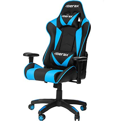 Merax Gaming Chair Review 2019 – Should You Buy It?
