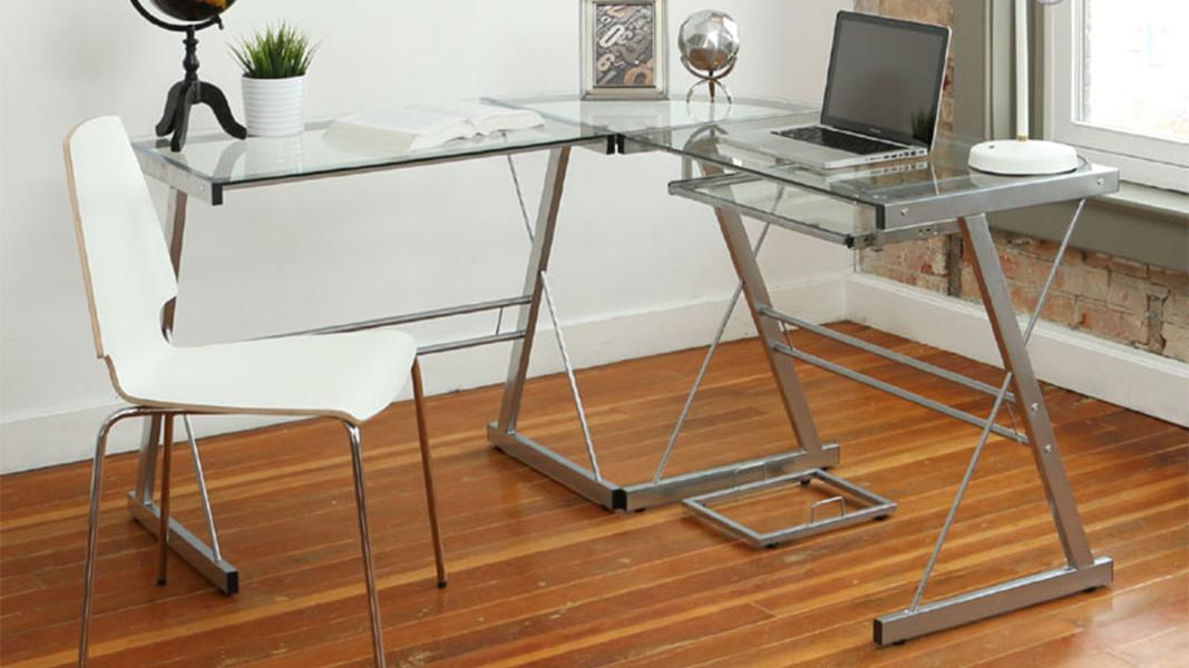 Best Dual Monitor Computer Desks – Top 10 Rated Reviews