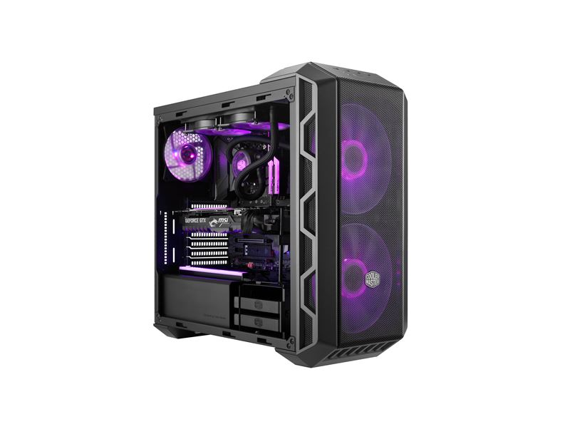 Tempered Glass PC Case