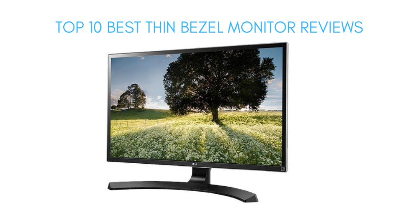 Thin Bezel Monitor