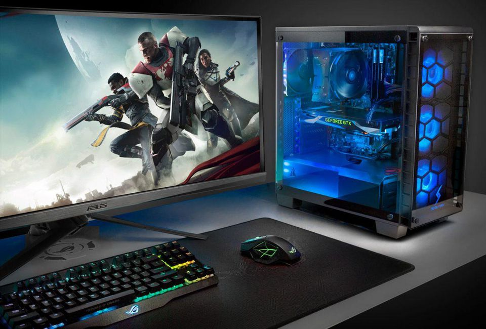 how to build a gaming pc review
