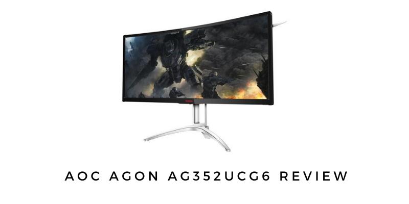 aoc agon ag352ucg6 review