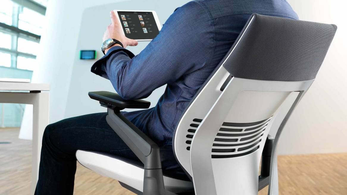 steelcase gesture 442a40 5s25 chair